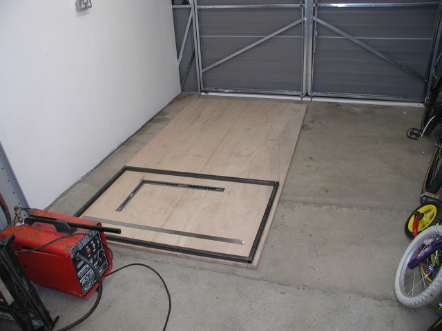 Another angle showing whole baseboard