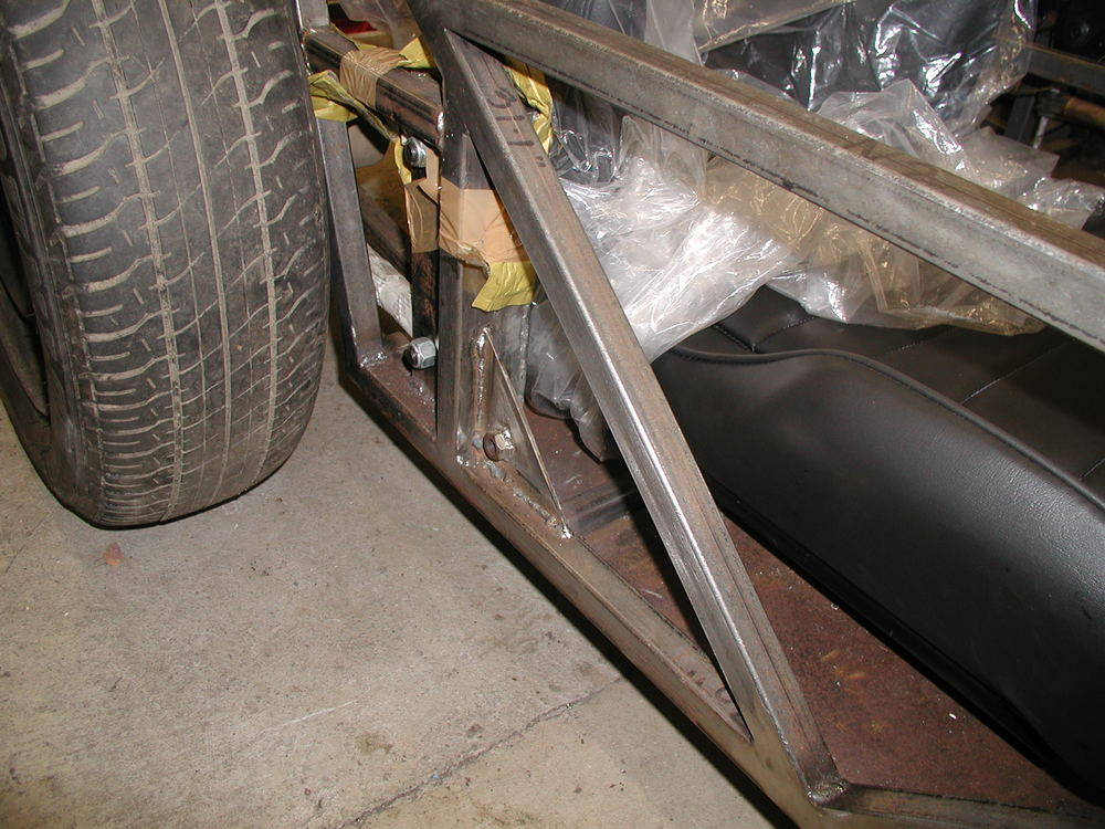 Seat Belt Mountings