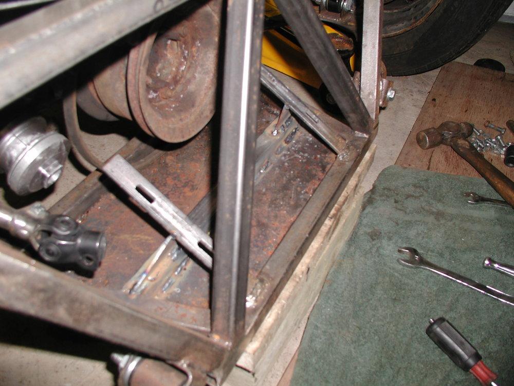 Steering Rack Mounts