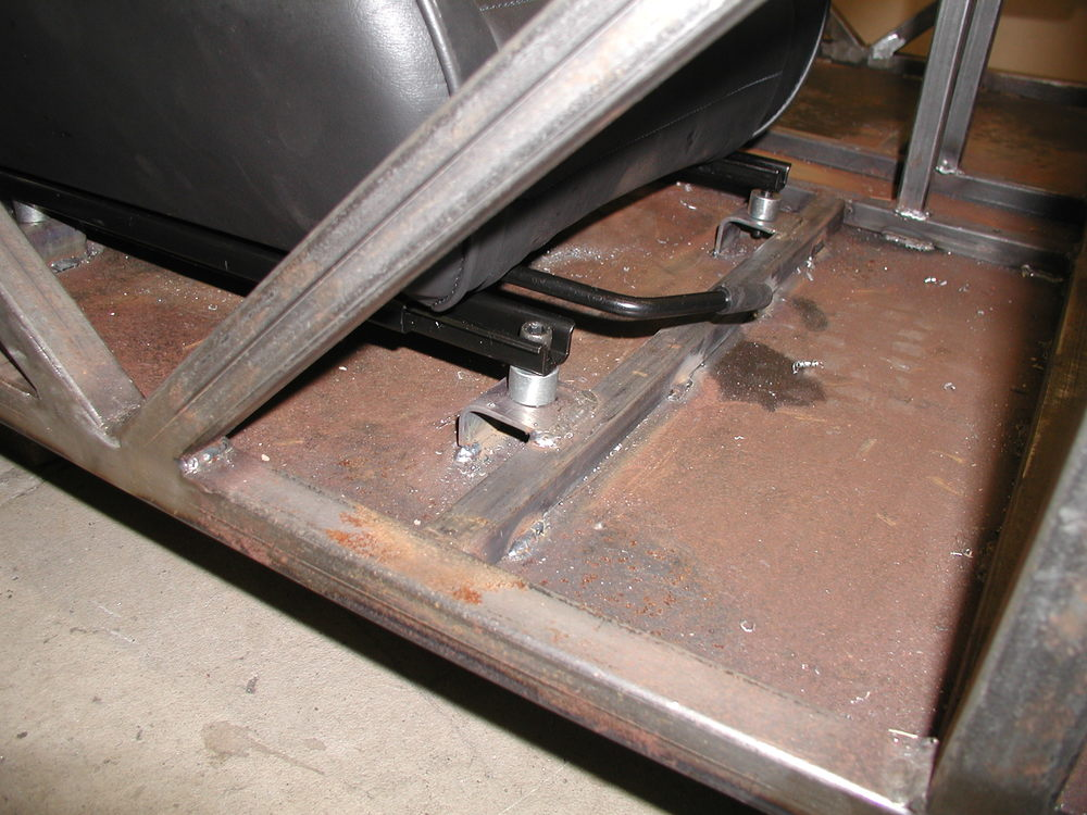 Seat Front Mounts
