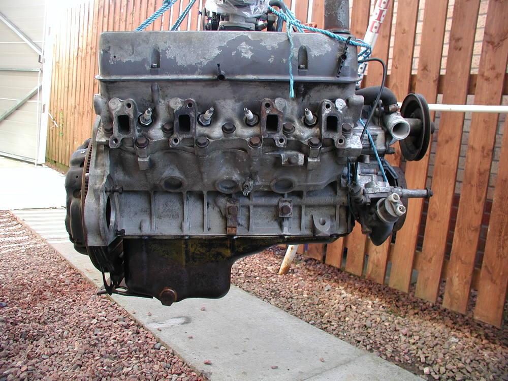 Engine RHS