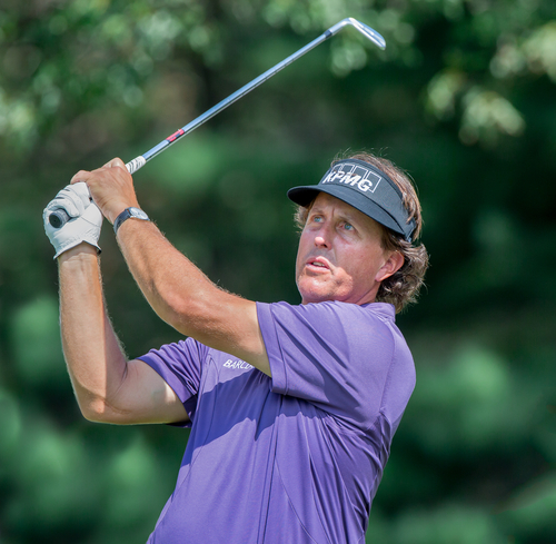 Phil Mickelson looks ahead to a future of high marginal tax rates and their impact on career and financial planning.