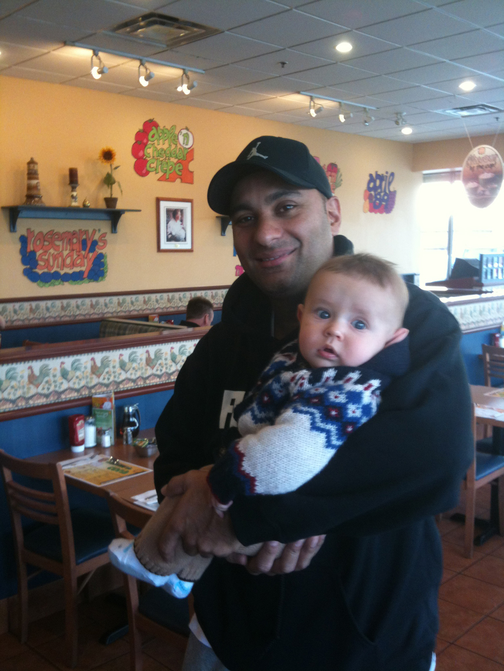 Happy 5 Months Birthday Eric From Russell Peters с днем
