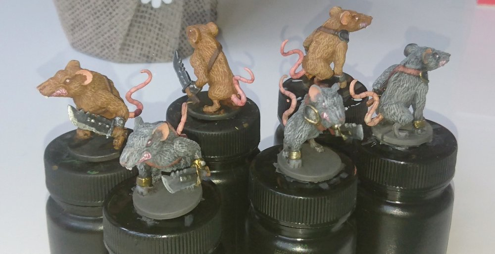 Rat Warriors