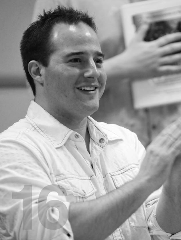 Jonny Moroni (Photo by Joel Currier)