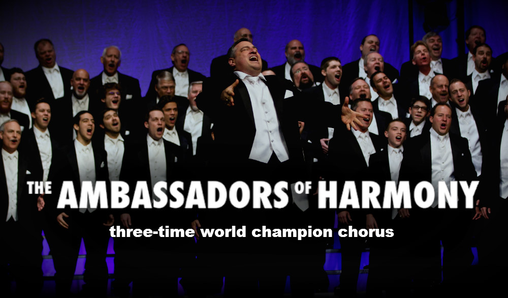 Photo – Lorin May, Barbershop Harmony