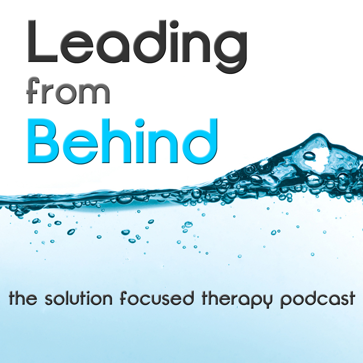 Leading From Behind: Episode 18 - Skill Development in Solution Focused Practice