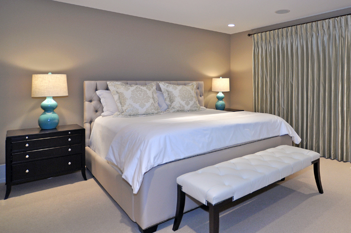 HOUZZ ARTICLE FEBRUARY 2012: Almost Neutral Bedrooms
