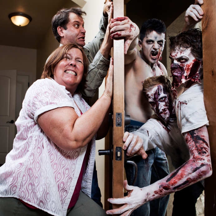 How To Zombie Proof Your Home Johnson Amp Associates Blog
