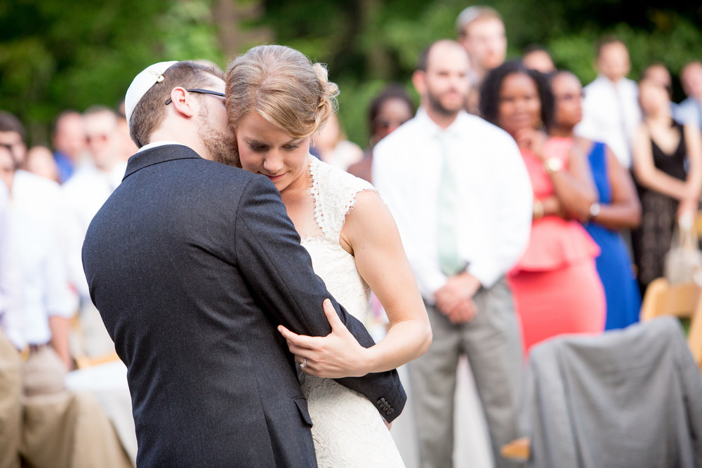 A Wedding at The North Carolina Arboretum in Asheville