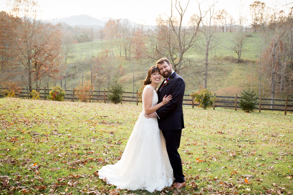 A Wedding at Yesterday Spaces in Asheville, North Carolina