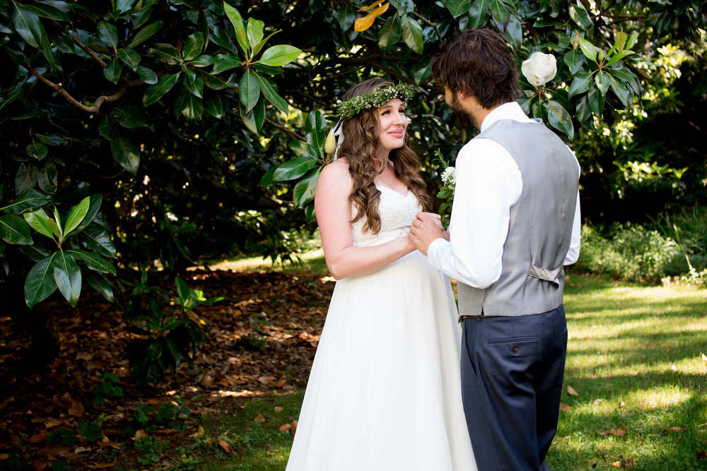 A Wedding at Mountain Magnolia Inn, Hot Springs, NC
