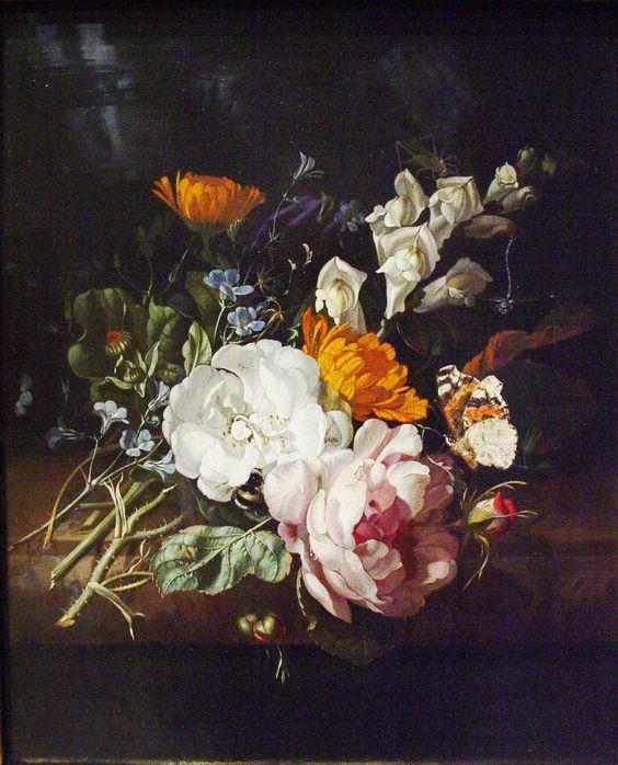 Floral Inspiration:Renaissance Still Life