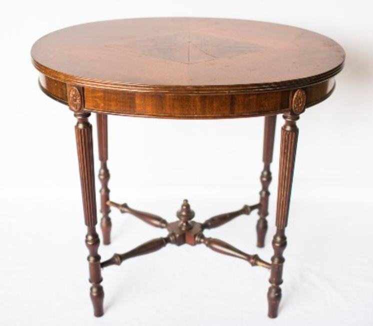 Table from Vintage Indigo