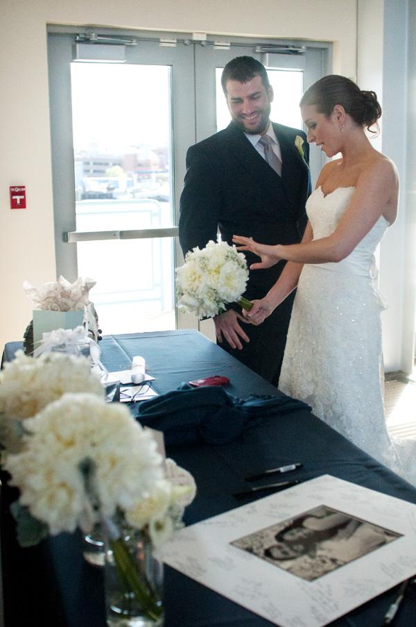 Portland Maine Bayside Wedding A Sweet Start