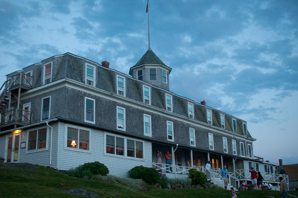 Monhegan Island Inn - Click on the image.
