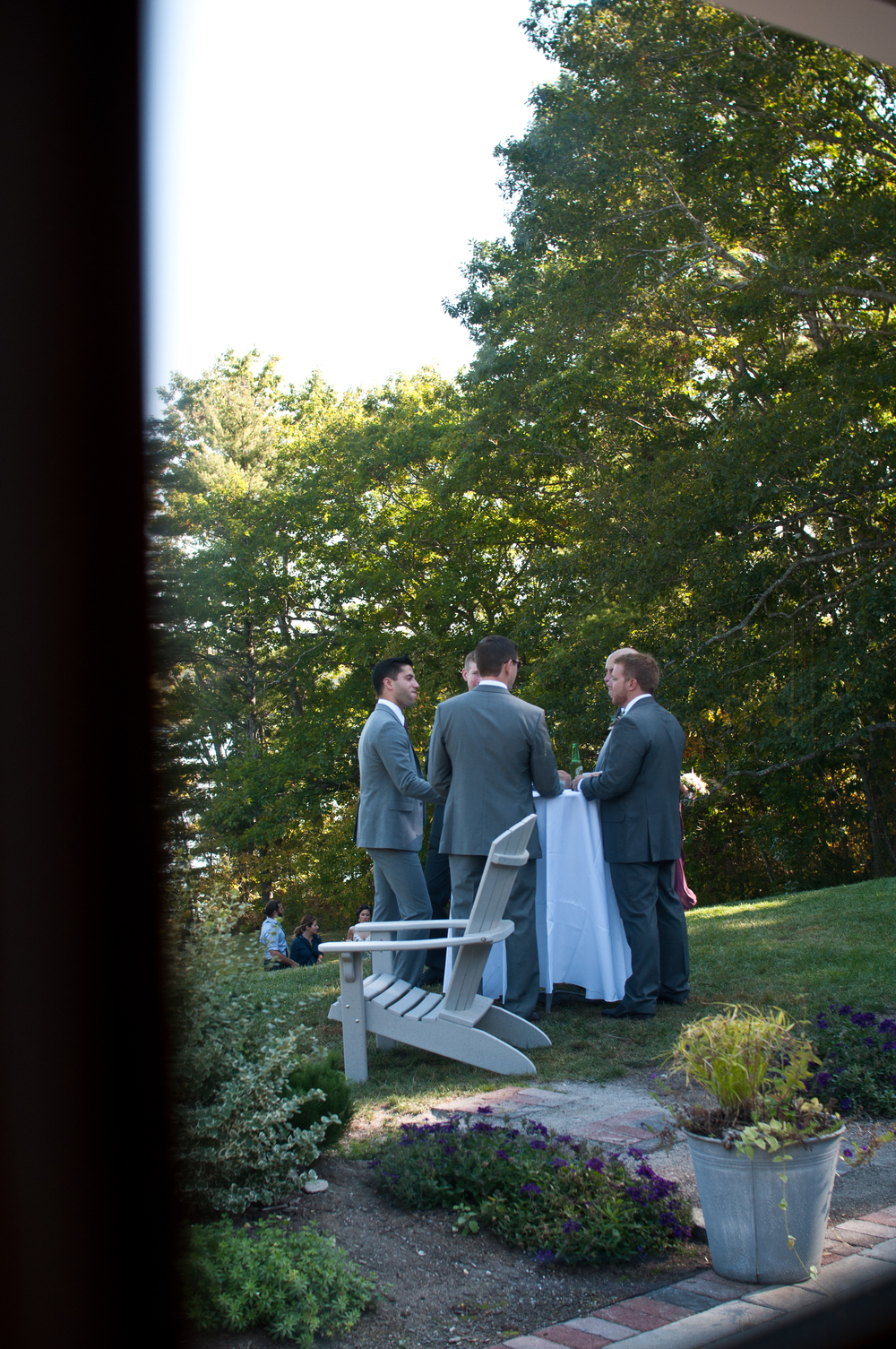 Wiscasset Maine Wedding Officiant