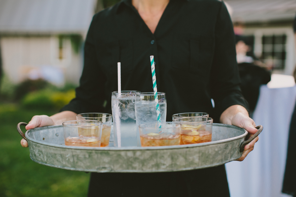 Maine Bartending Companies | Photo by  Henry + Mac Photography
