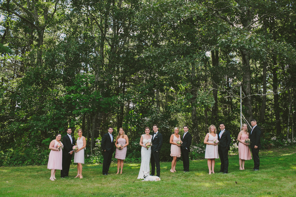 Ideas for including people in your wedding | Photo by Henry + Mac Photography
