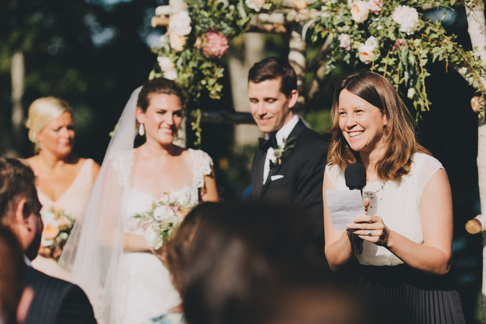 9 Nontraditional wedding readings and poems | Photo by Henry + Mac Photography