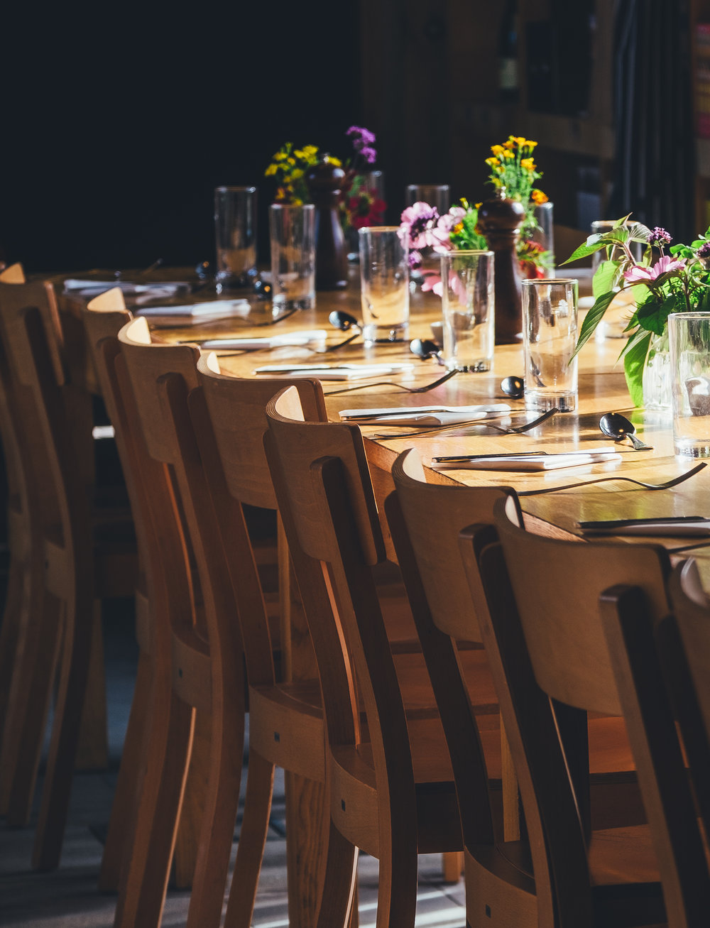 Best rehearsal dinner locations in Portland, Maine | Photo courtesy Unsplash