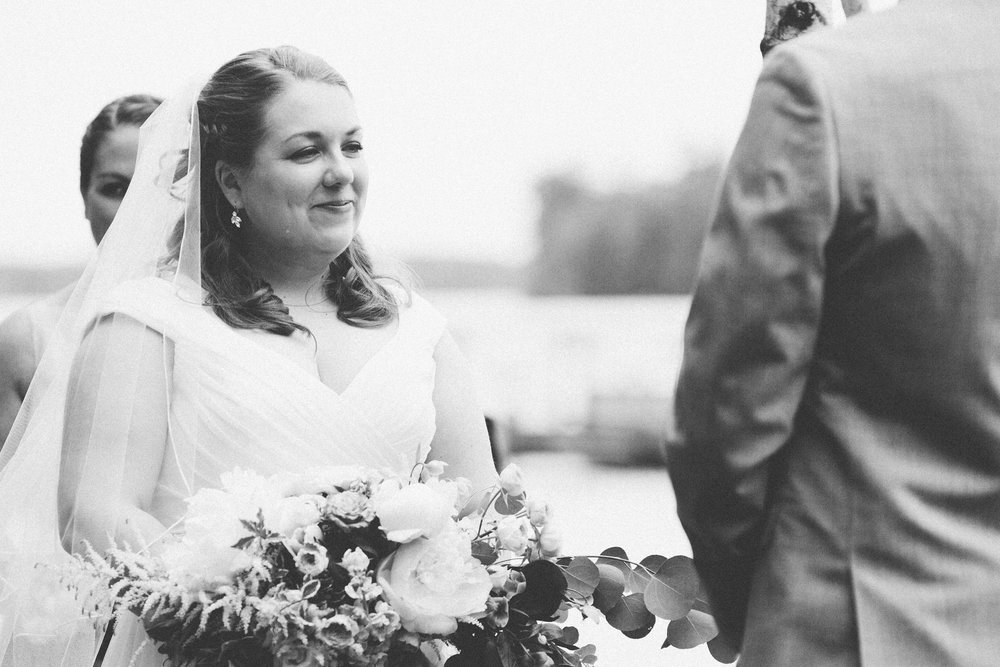 Sebago Lake Maine wedding officiant: A Sweet Start