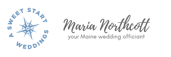Maria Northcott a Maine wedding officiant
