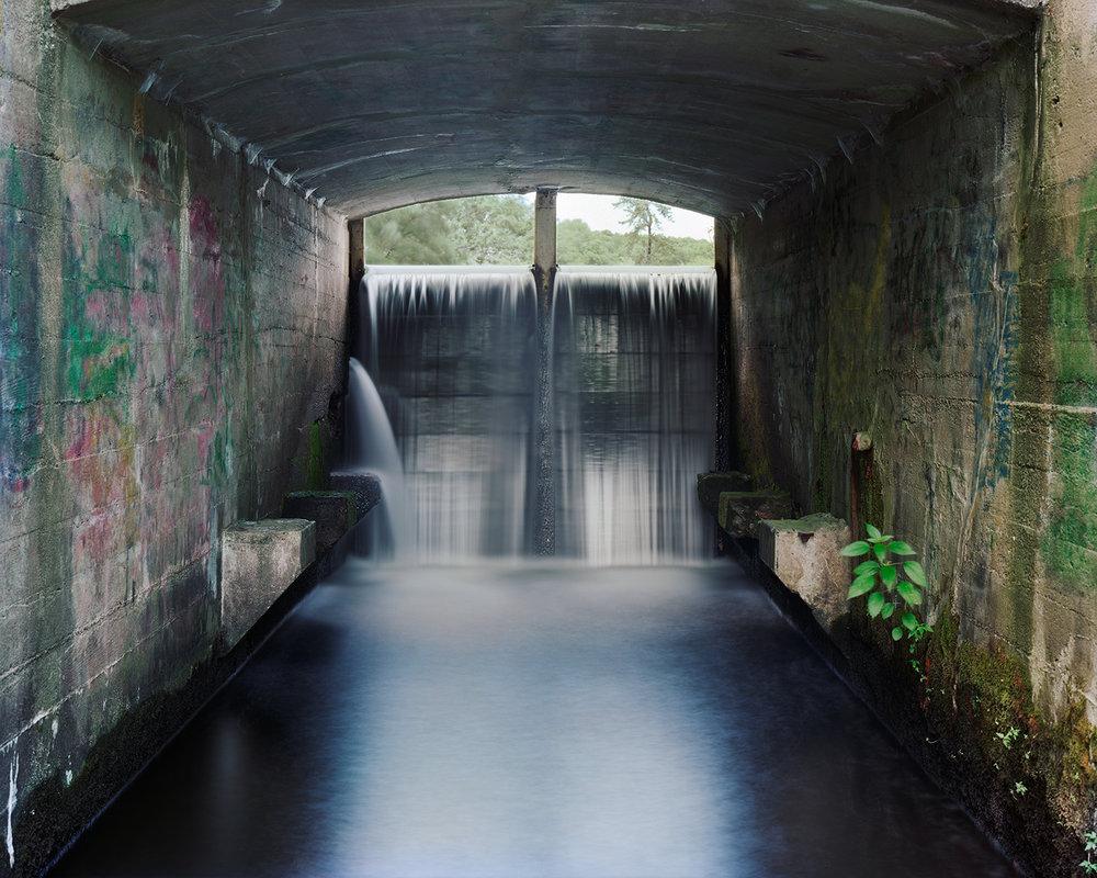 Overflow Culvert, Montauk Highway, New York, NY