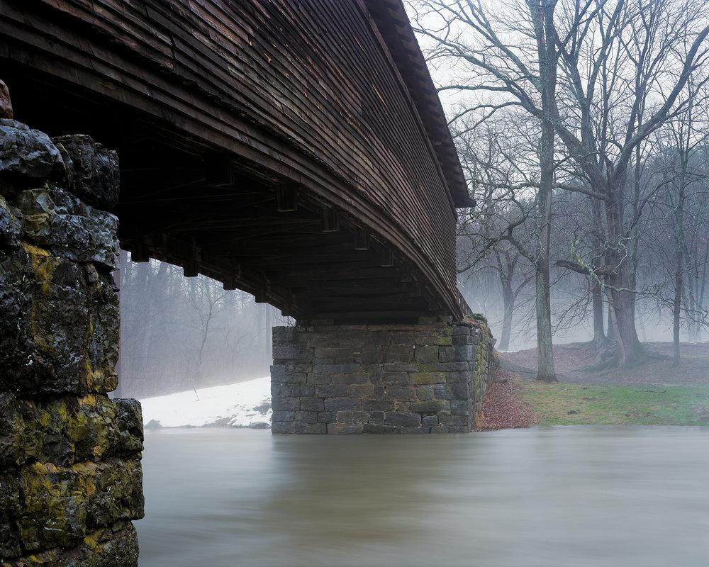 Humpback Bridge, Covington, VA. 2016