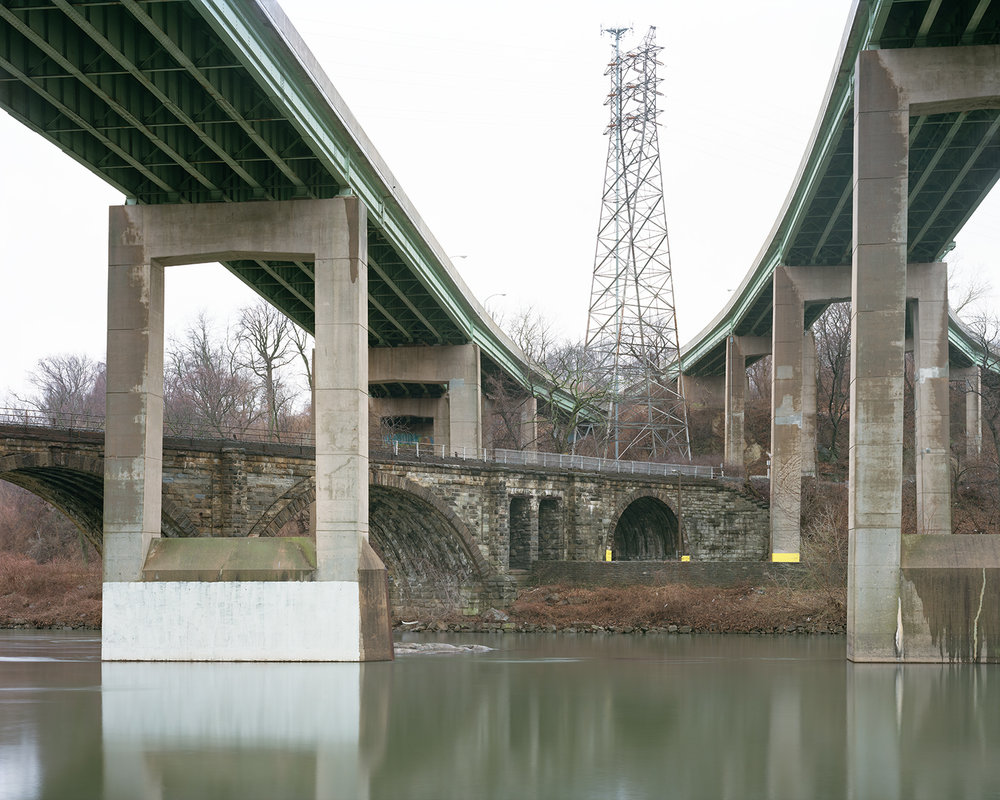 Schuylkill River, Philadelphia, PA. 2017