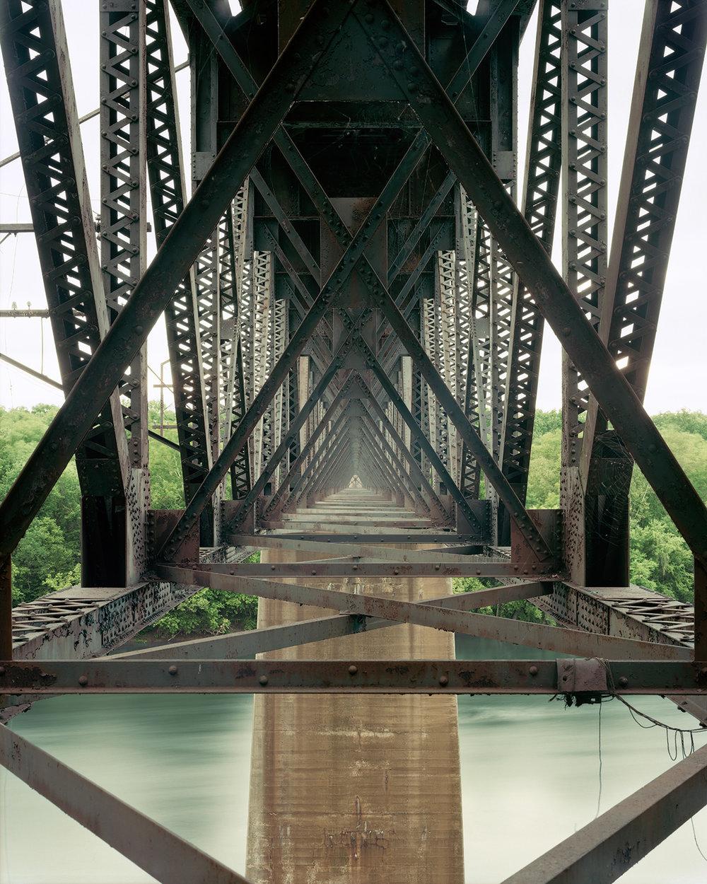 Norfolk Southern Potomac River Bridge, Shepherdstown, WV. 2015
