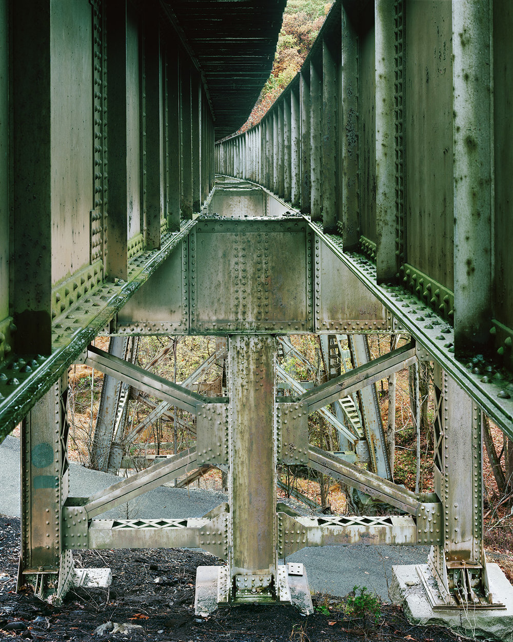 McCoy Ferry Bridge, Washington County, MD