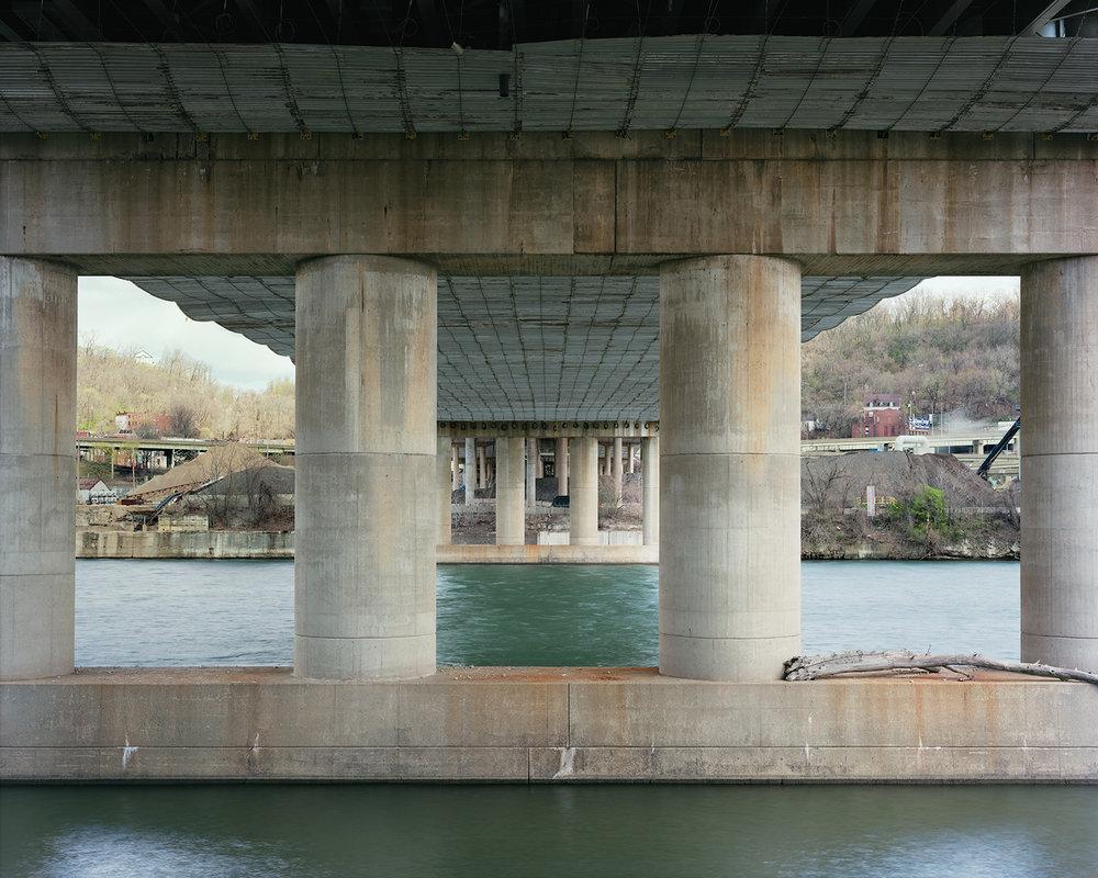 Birmingham Bridge, Pittsburgh, PA. 2017