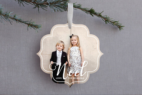 White Noel by Hooray Creative