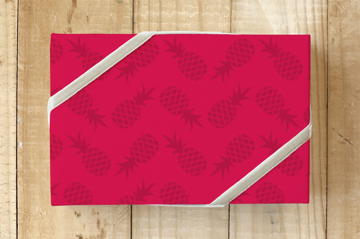 sweet aloha wrapping paper