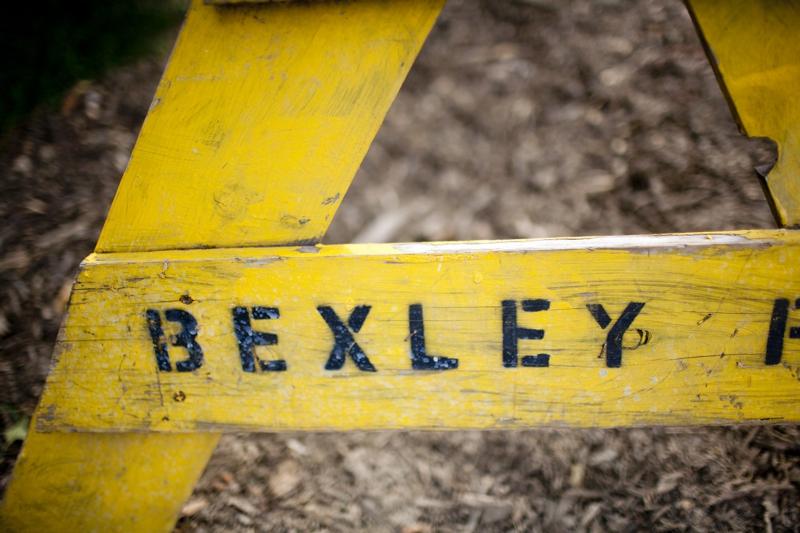 Even Bexley has construction... darn Columbus
