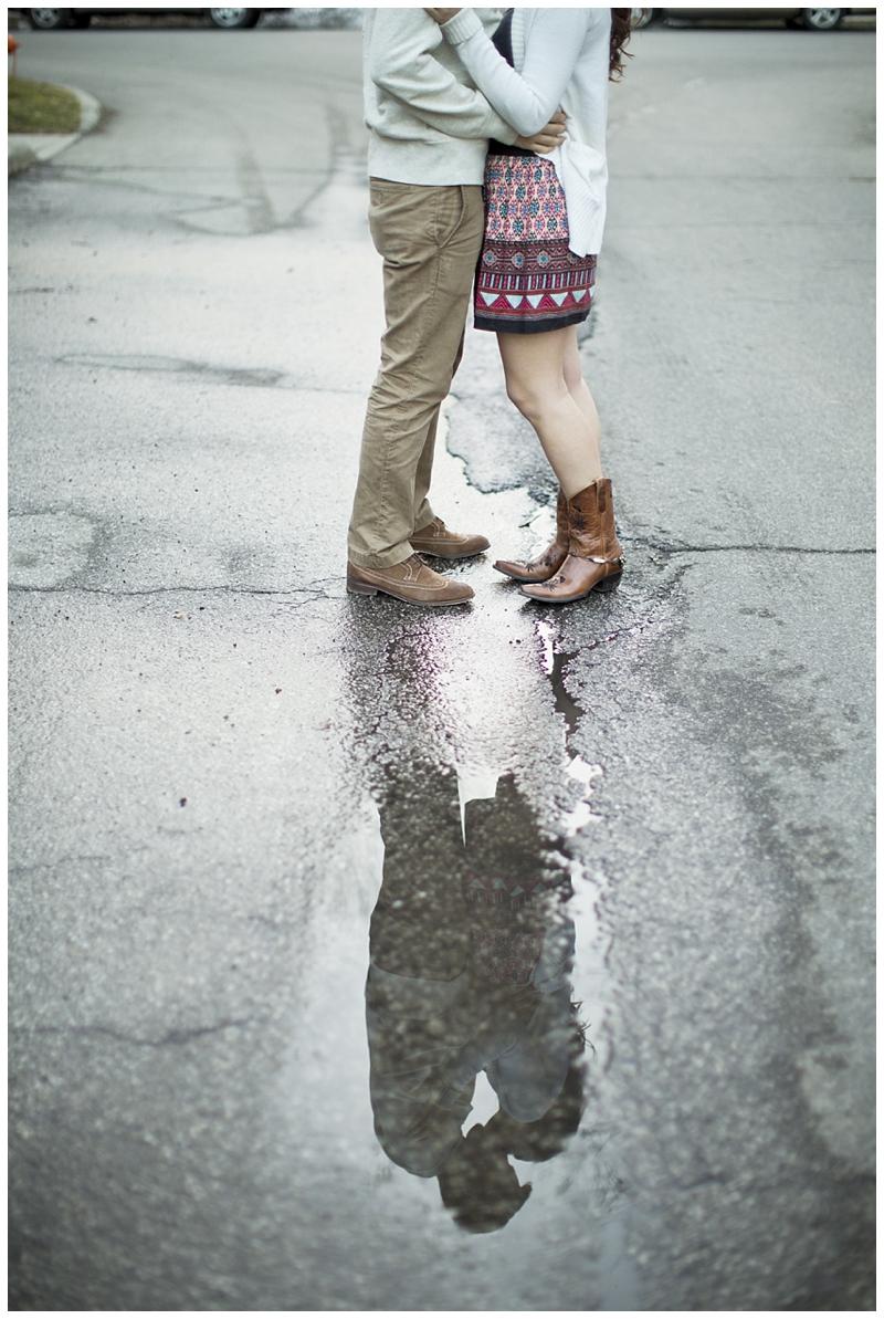 Gotta love puddles!