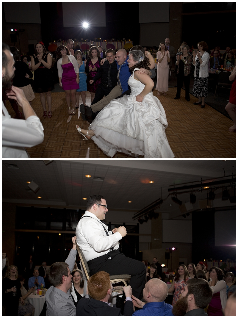 My favorite dancing pictures because Danny is Jewish!