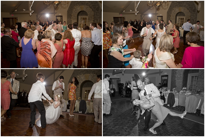 The top left is the tarantella dance. Can you tell which picture has people who are related to me haha?!