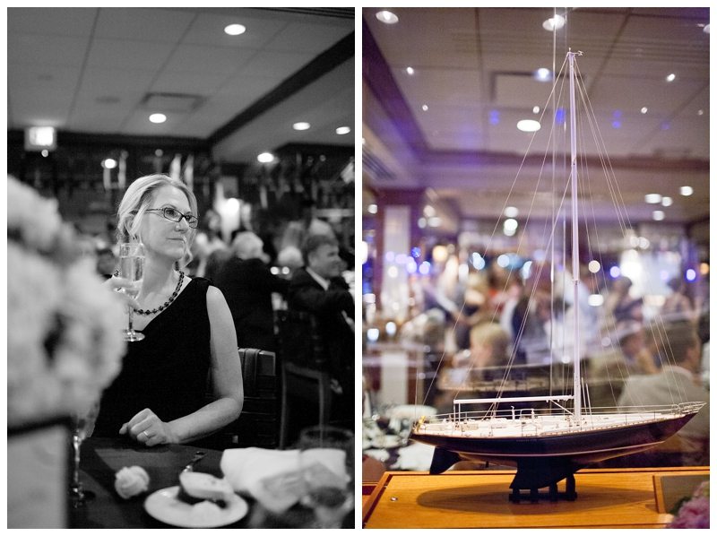 Yacht club wedding Annapolis
