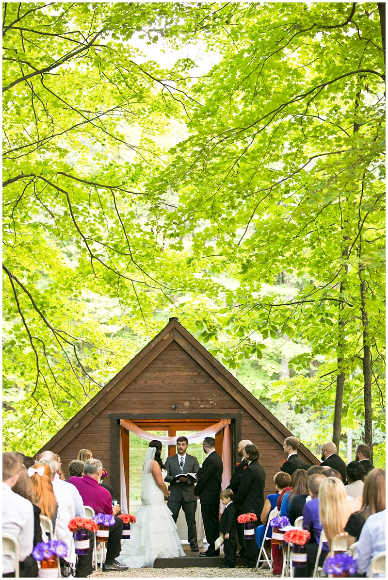 Cheers Lakeside Chalet Wedding Purple and Orange_0031.jpg