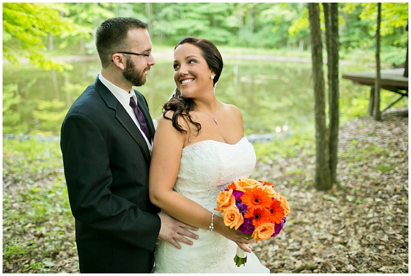 Cheers Lakeside Chalet Wedding Purple and Orange_0037.jpg