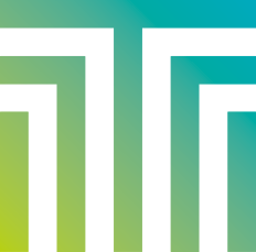 "V1 – ""T"" made up of lines that represent a portion of a planting field."