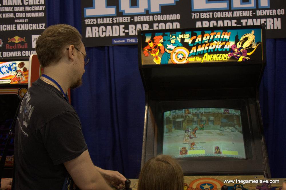 Avengers Arcade