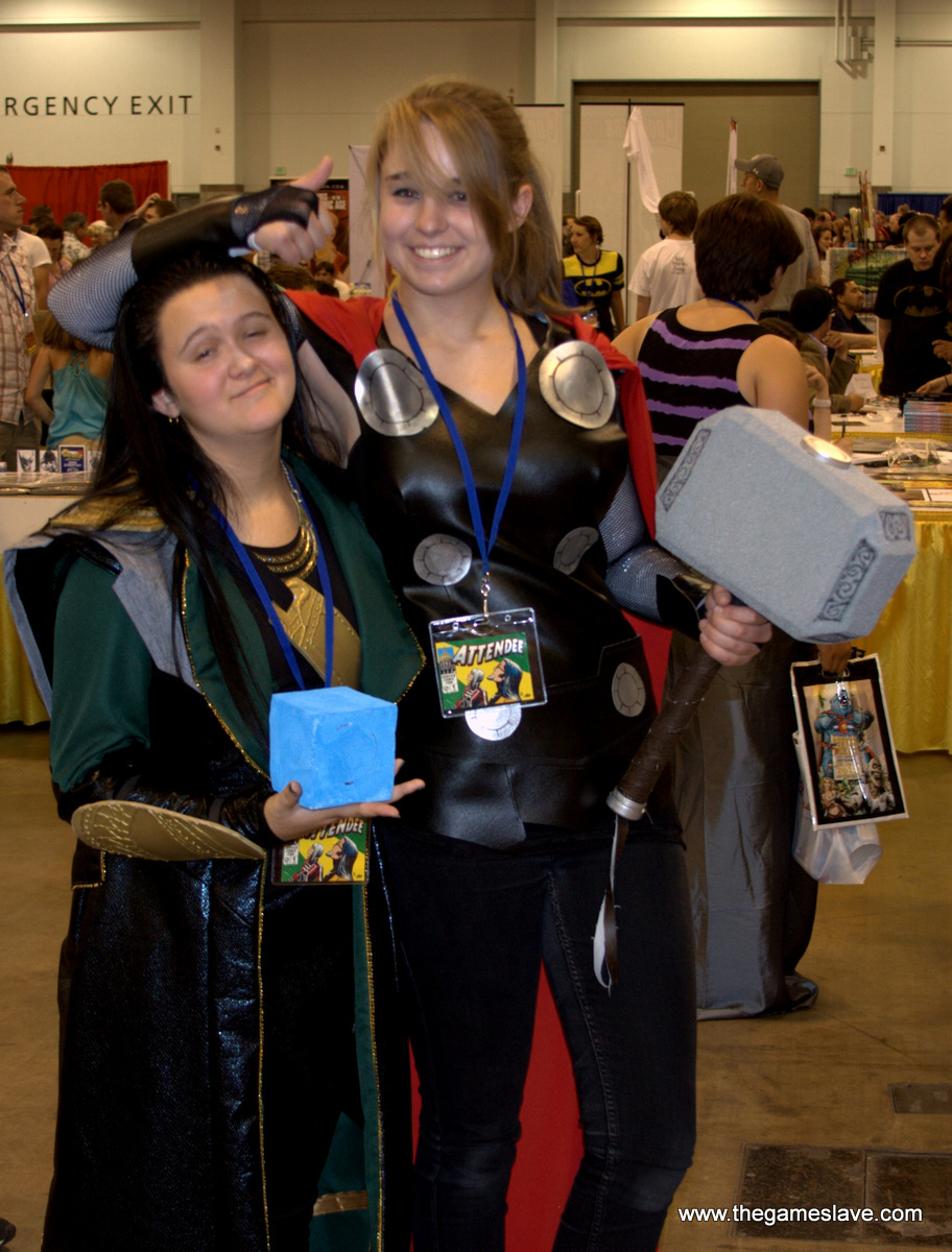 Loki and Thor - Female