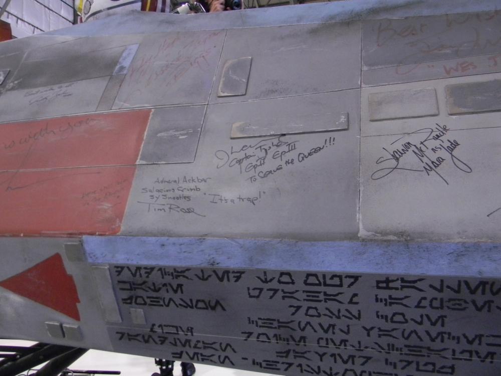 X-Wing Signature 5
