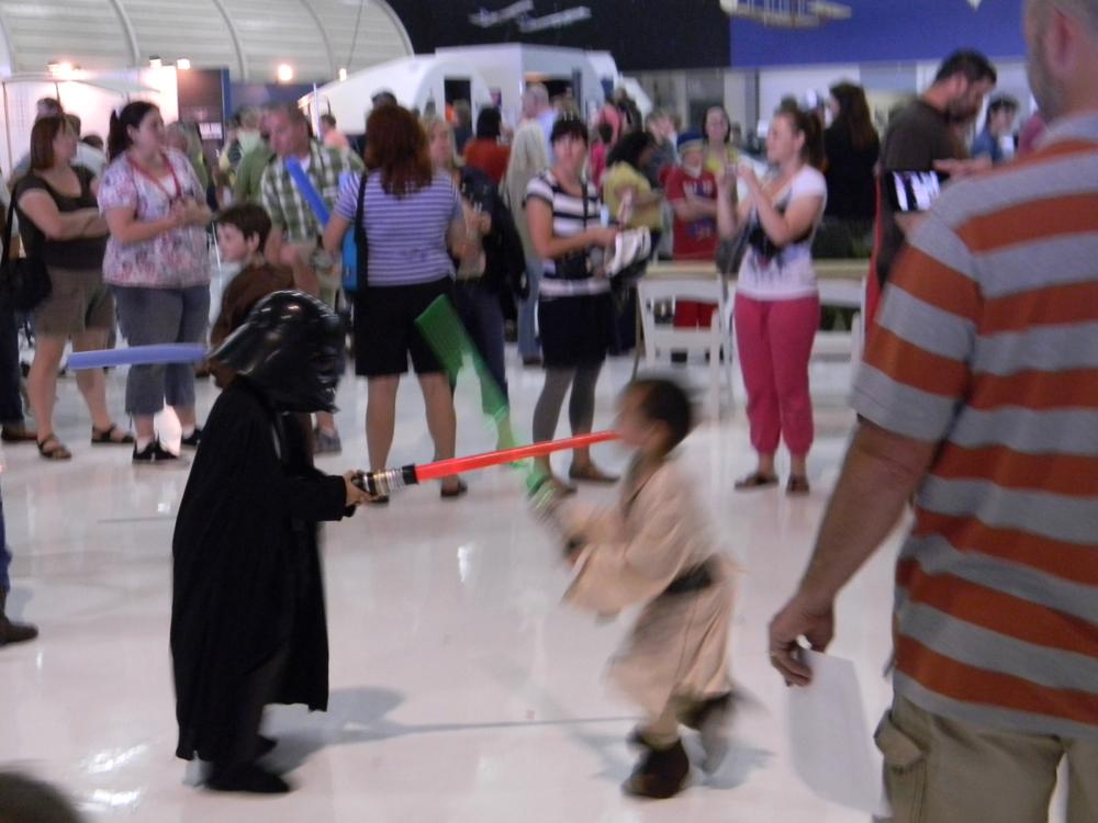 Vader vs Jedi
