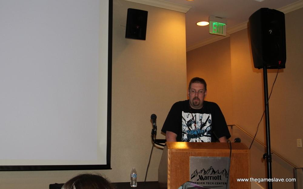 Patrick Seitz Panel