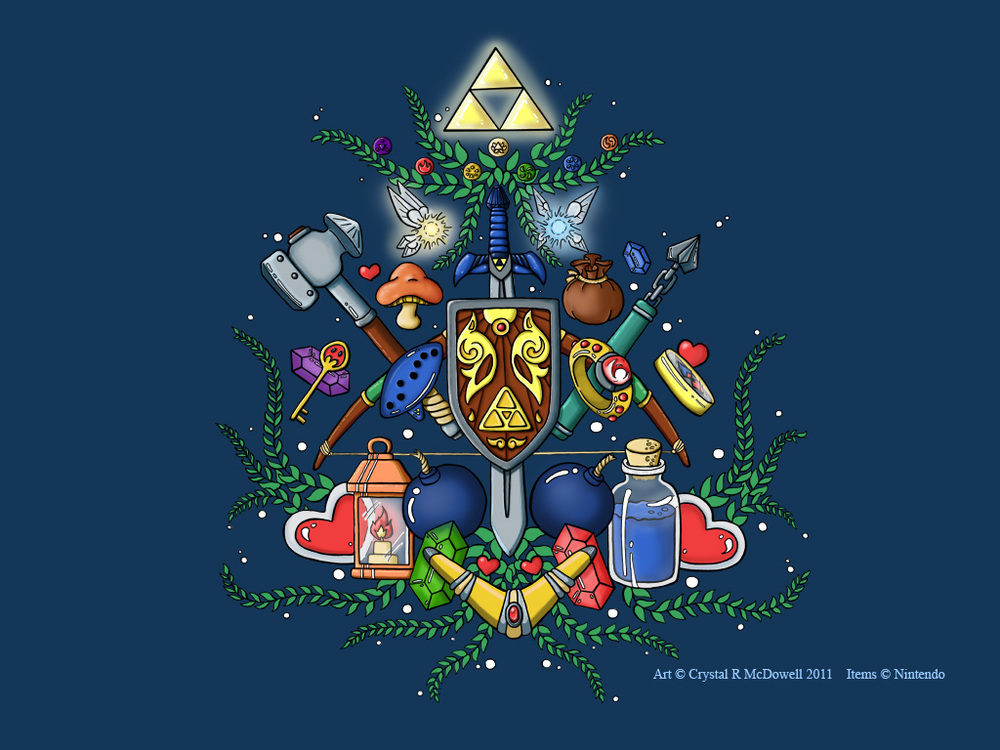 Legend Of Zelda Wallpaper The Gameslave