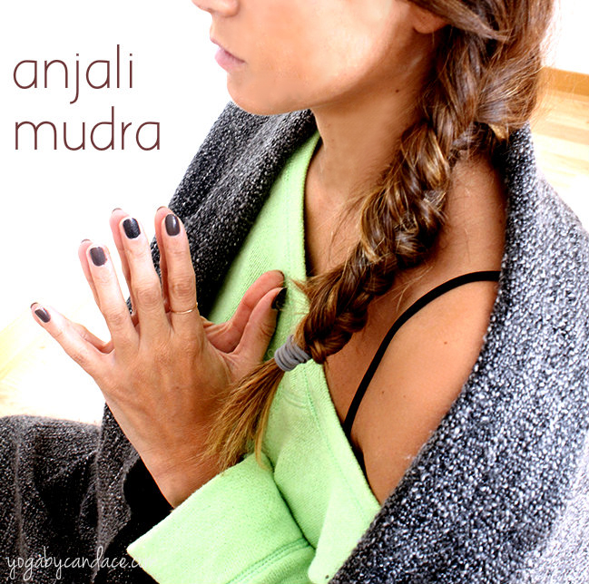 Anjali Mudra, prayer hands